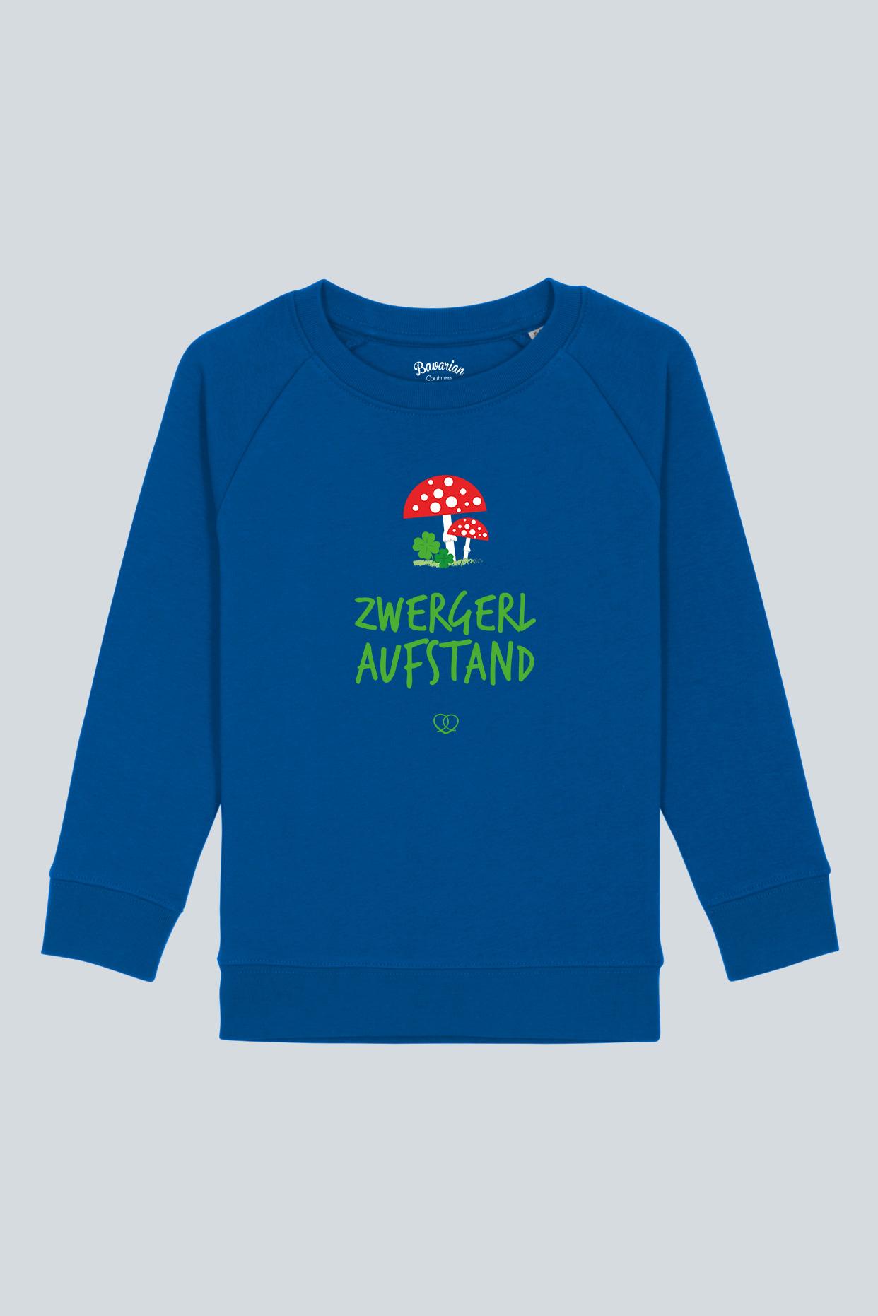 Kidssweater Zwergerlaufstand