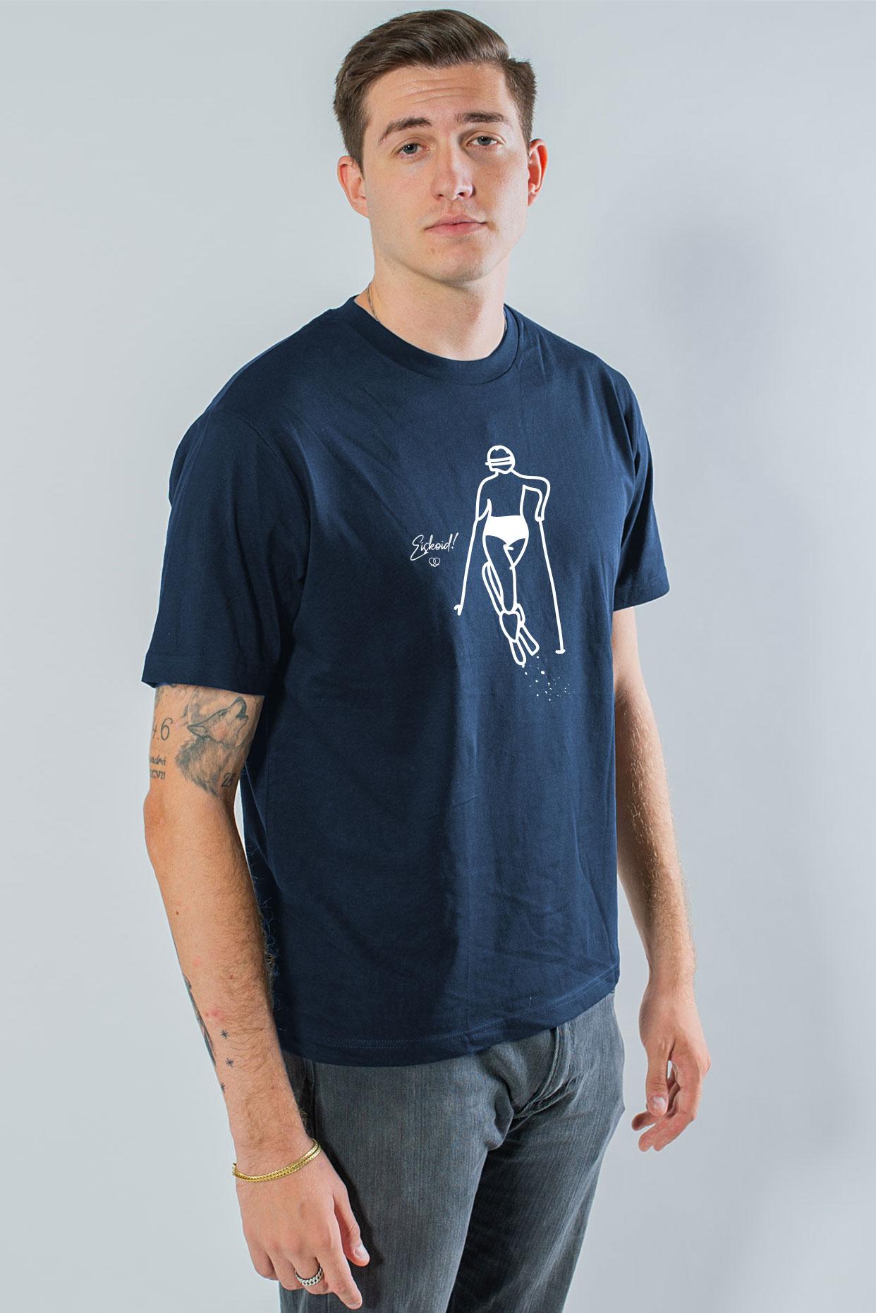 Nackade  Unisex T-Shirt