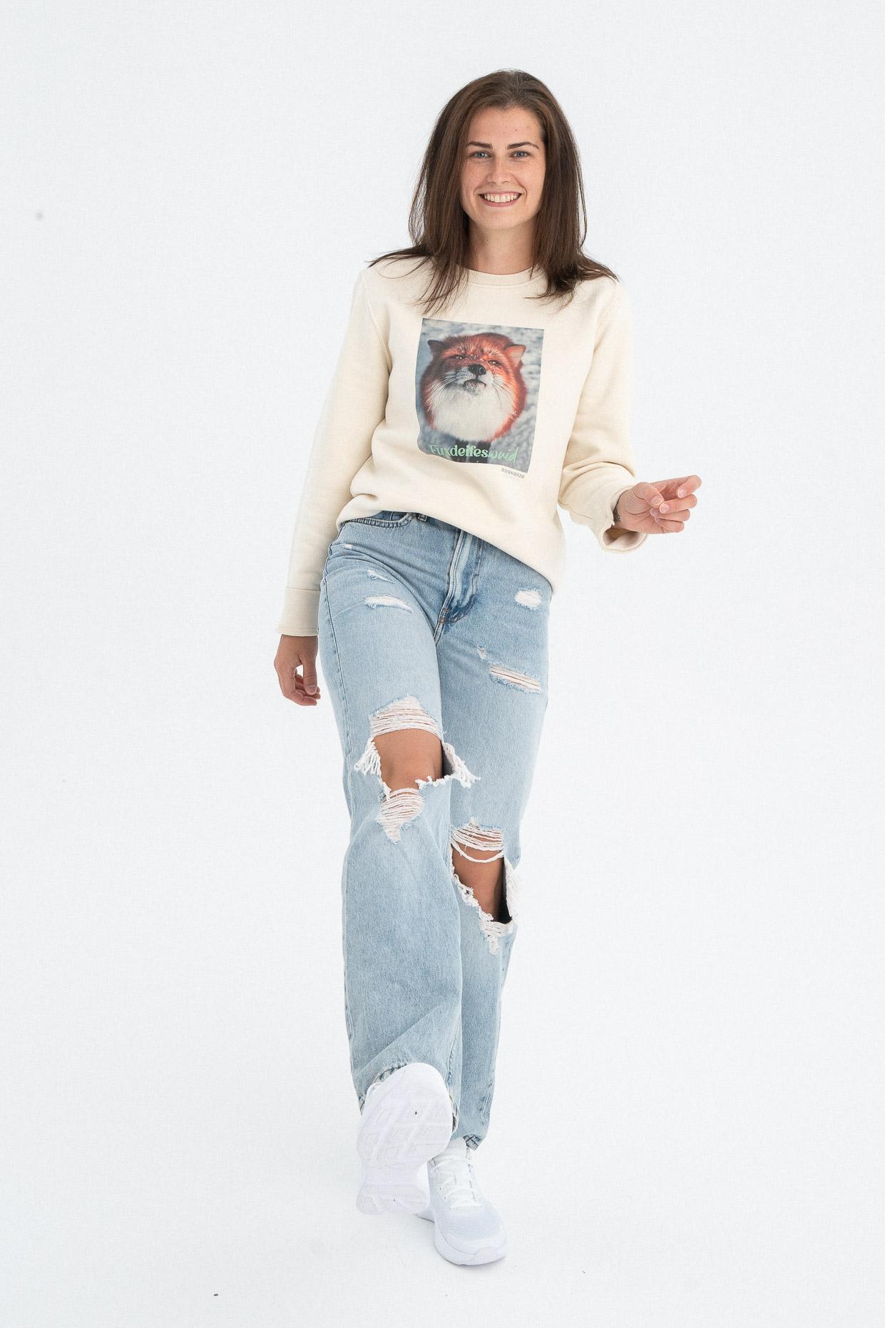 Fuxdeifeswuid Sweater