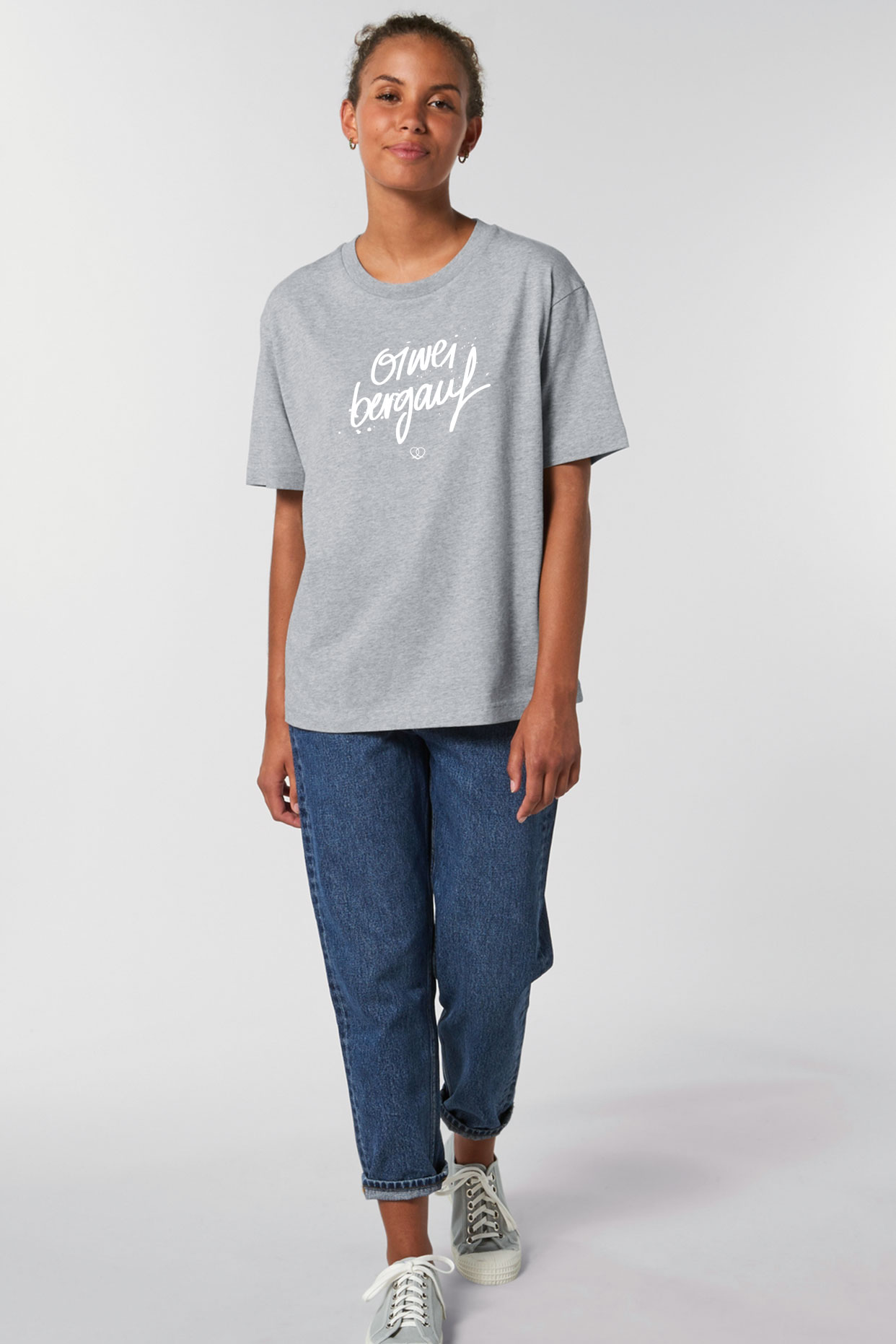 Oiwei Bergauf Unisex T-Shirt
