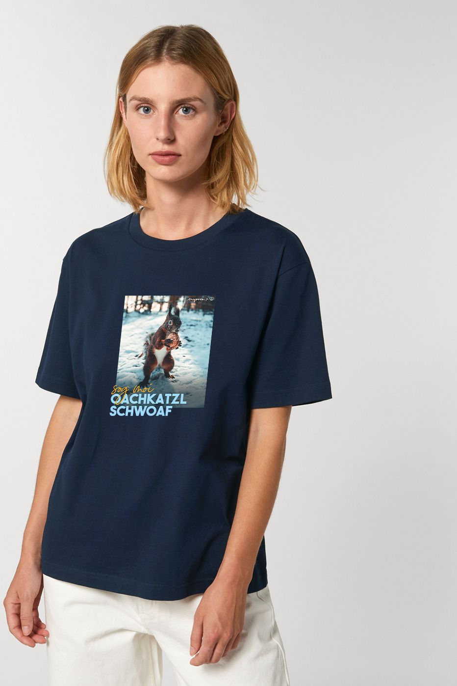 Oachkatzlschwoaf Unisex T-Shirt