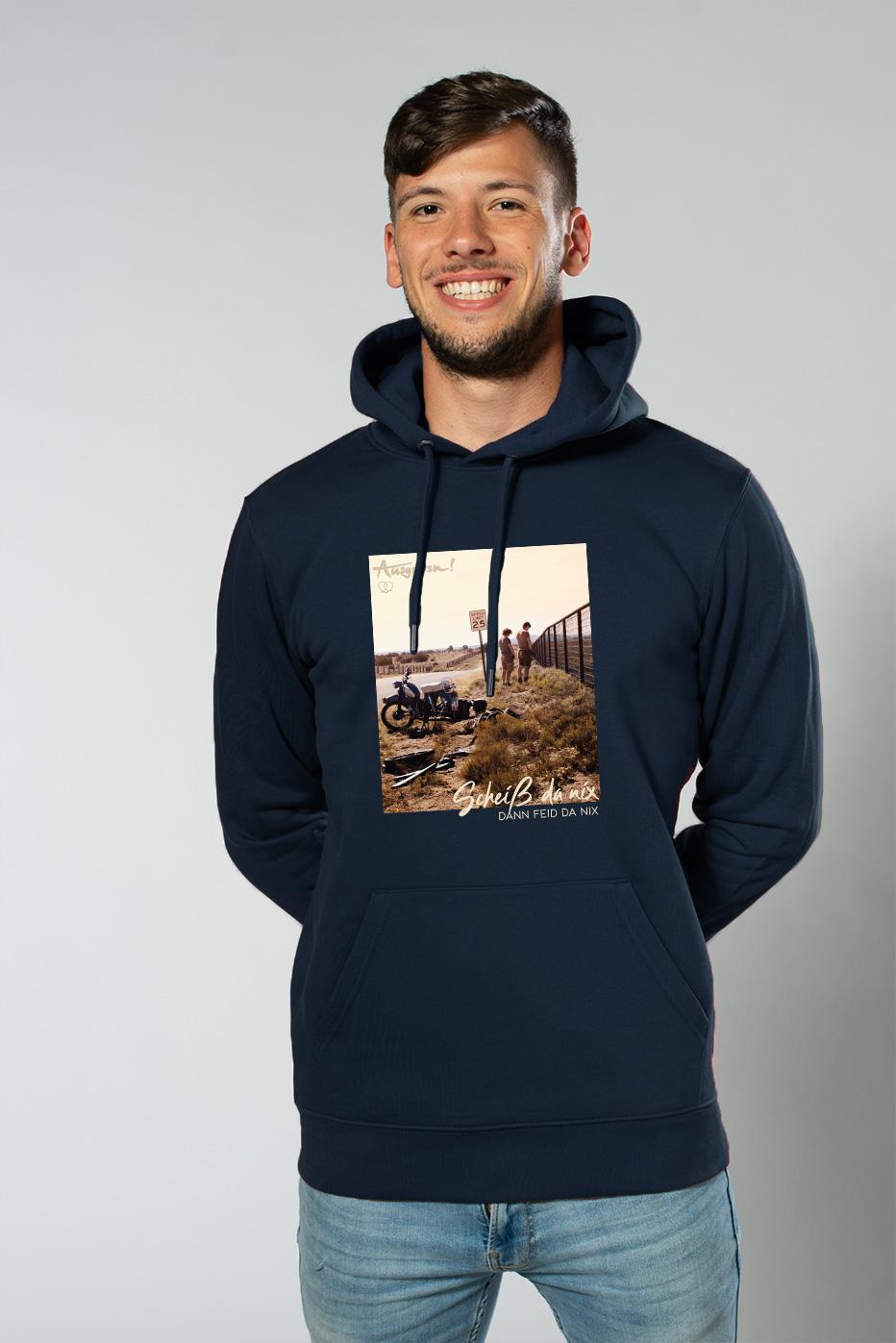 Ausgrissn Unisex Hoodie