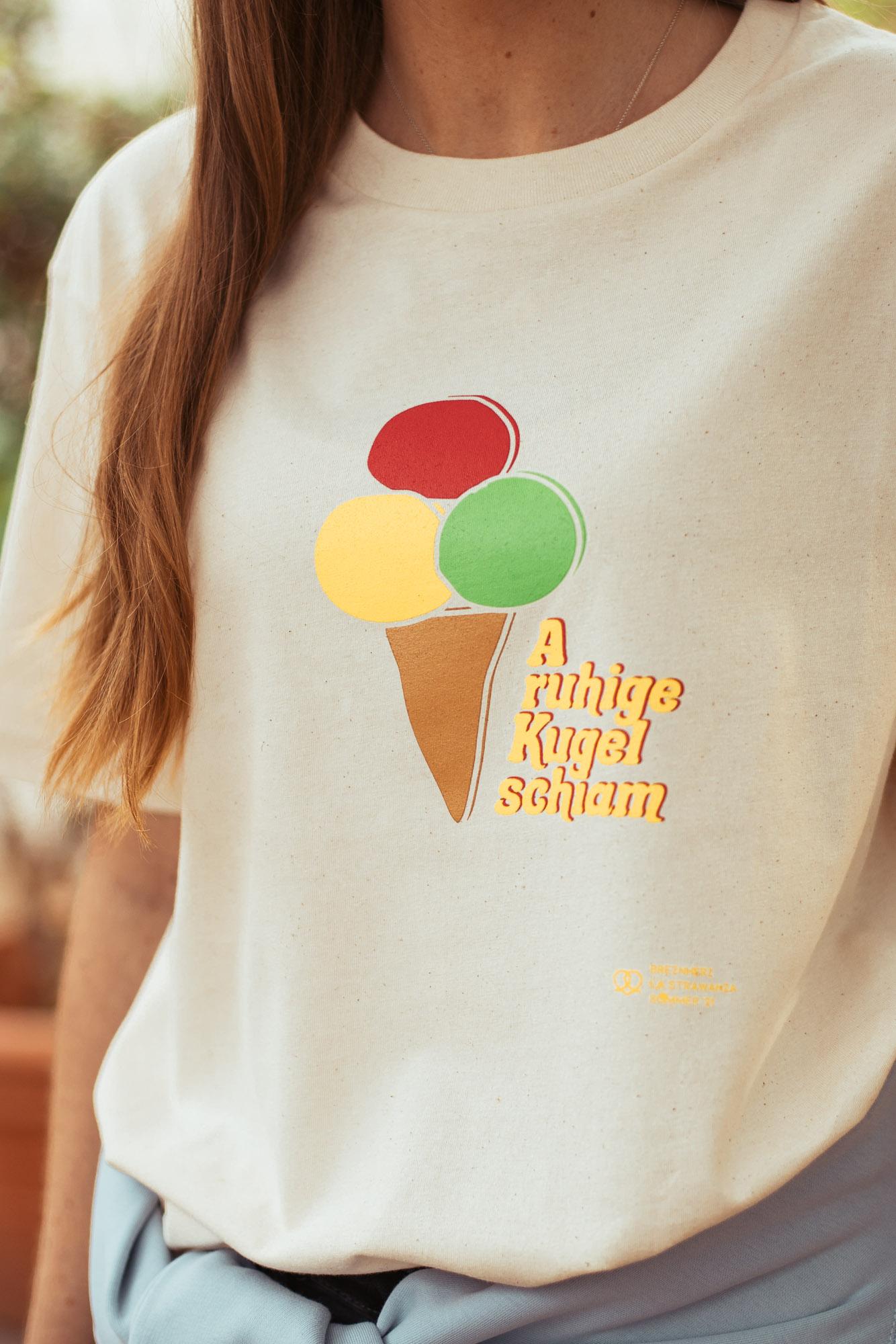 Ruhige Kugel T-Shirt
