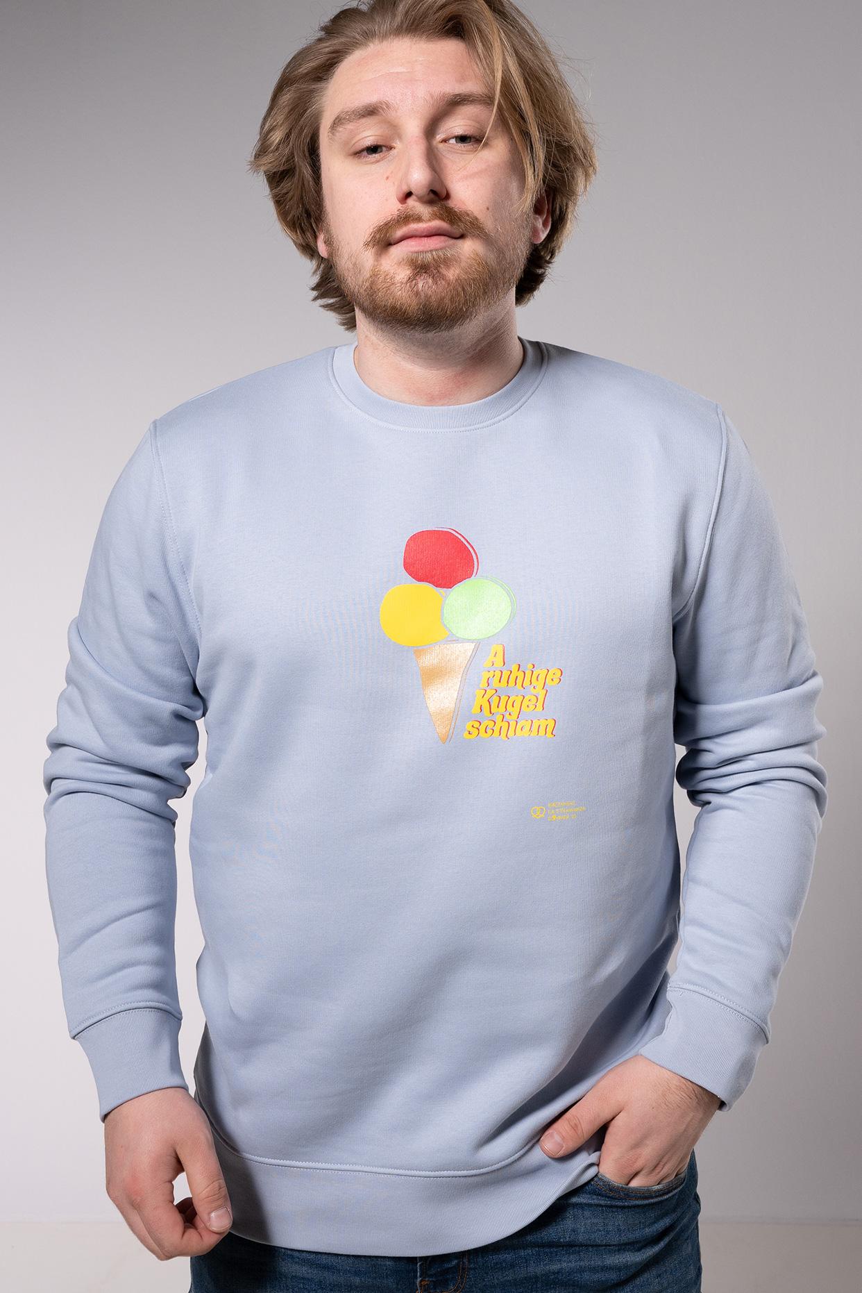 Ruhige Kugel Unisex Sweater