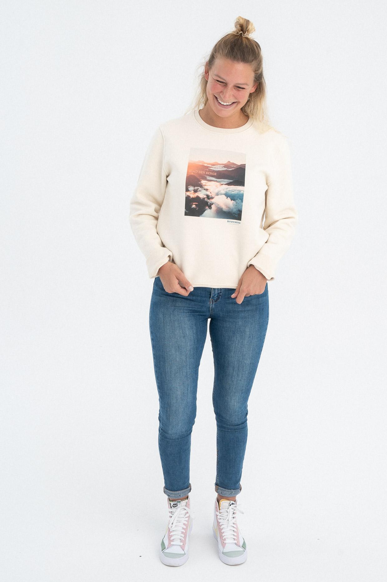 Kind der Berge Sweater
