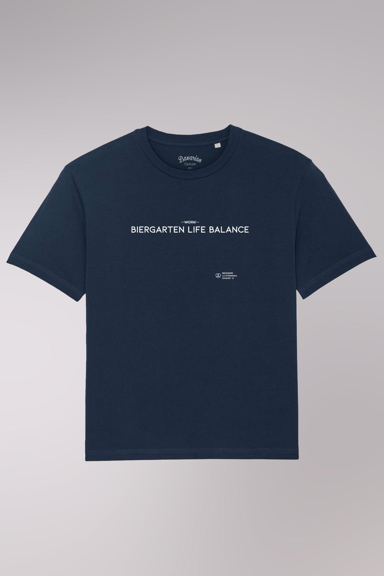 Biergarten Life Balance T-Shirt