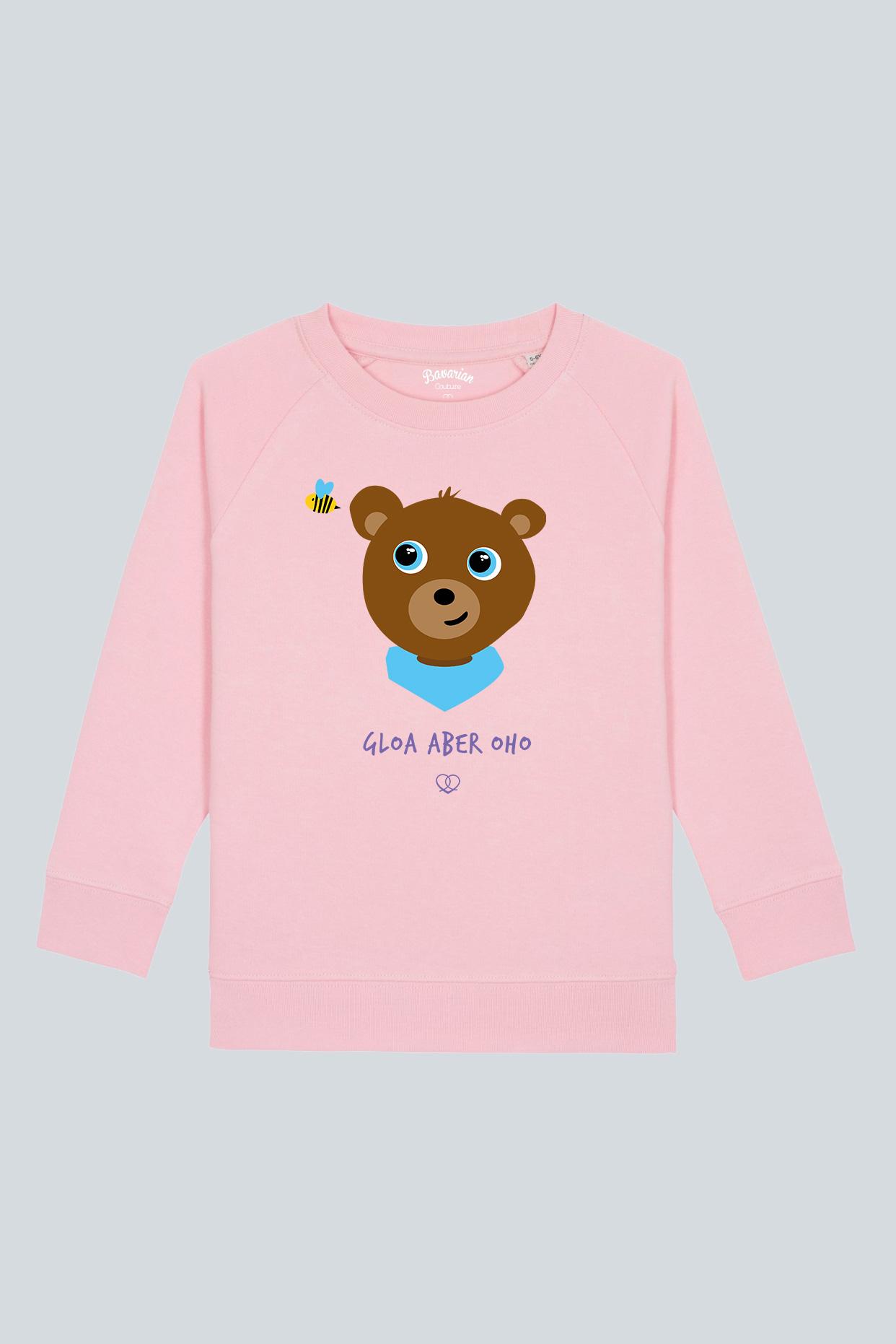 Kidssweater gloana Bärli