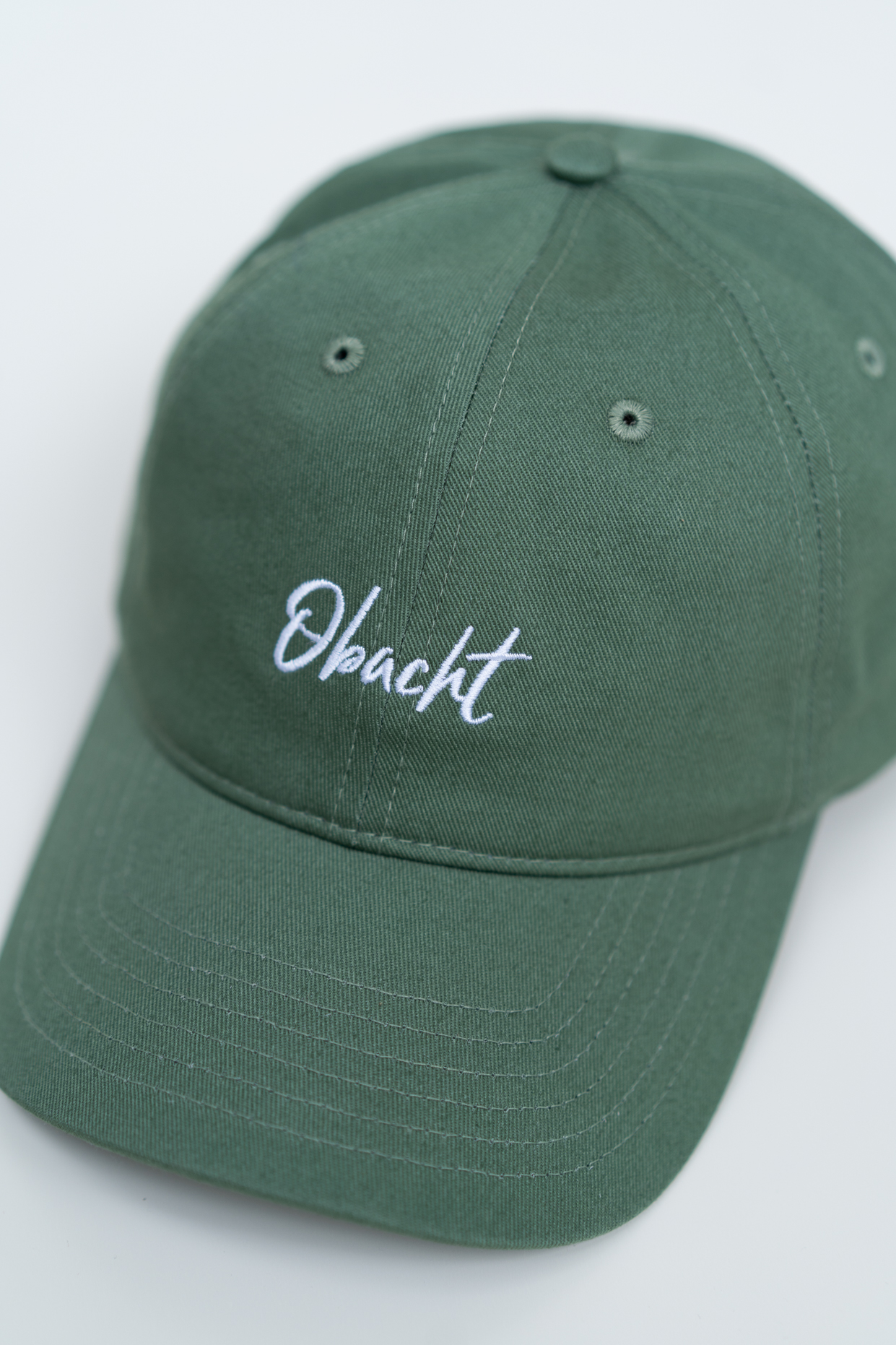 Curved Cap Obacht