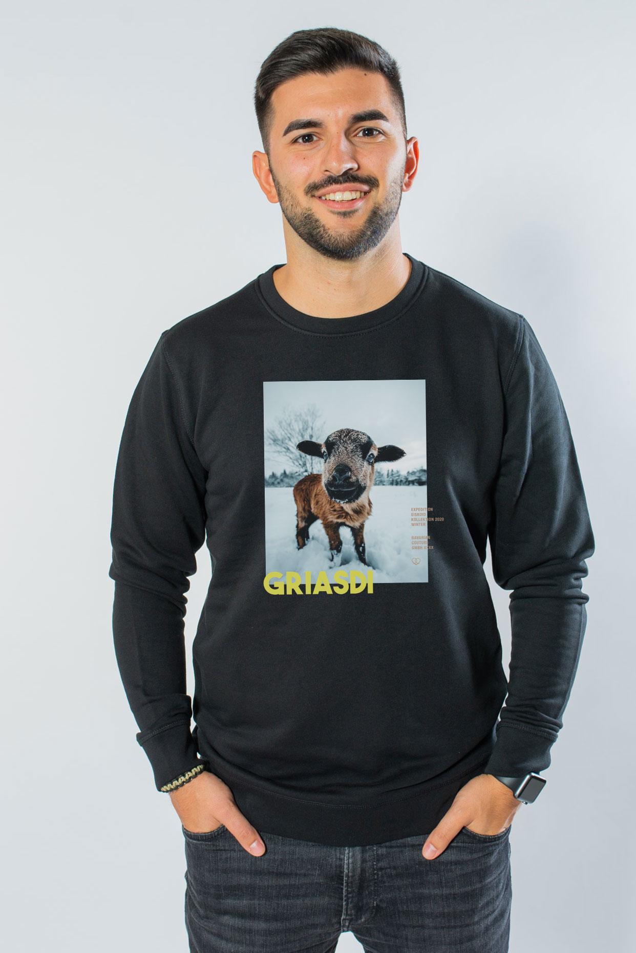 Griasdi Unisex Sweater