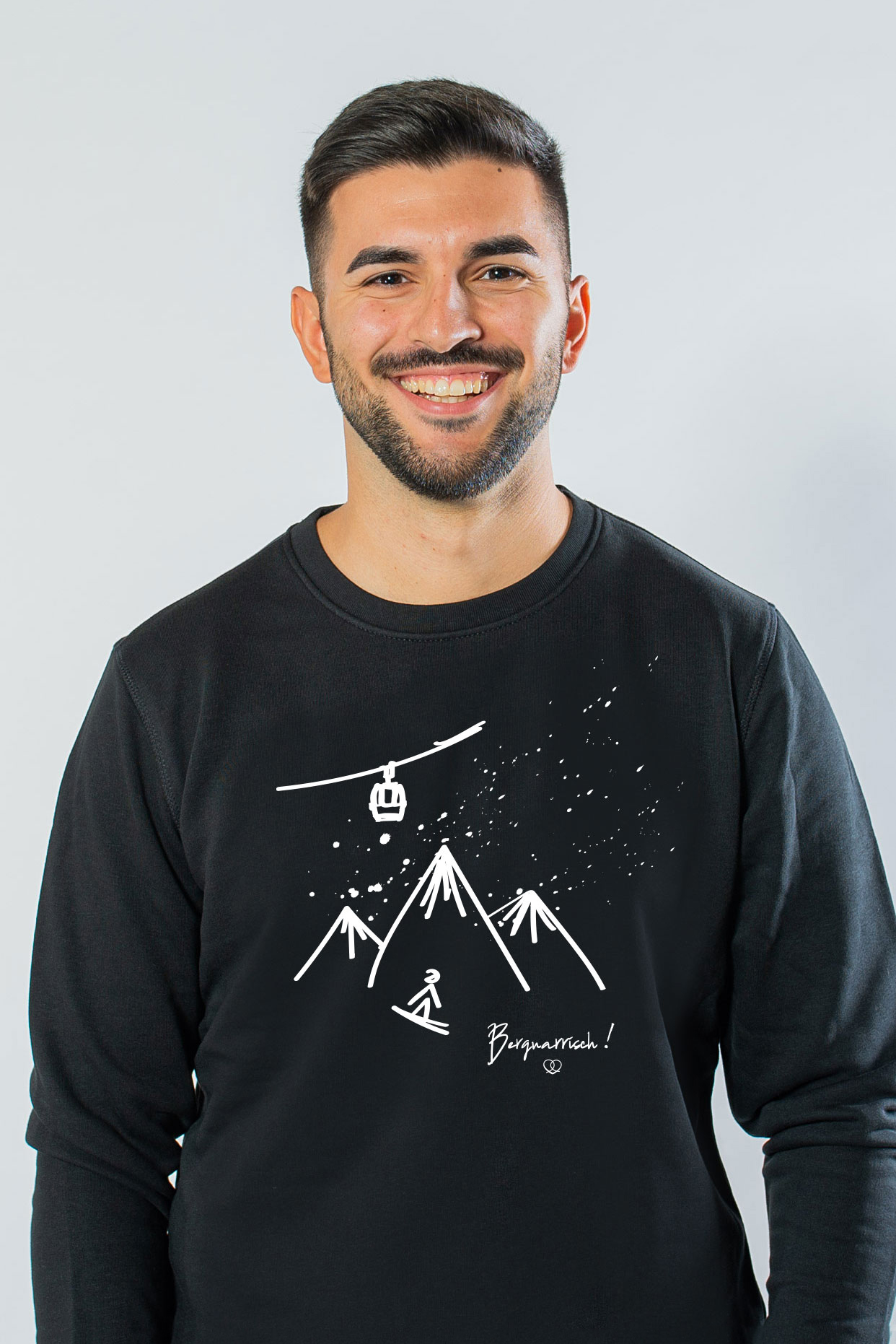 Bergnarrisch Unisex Sweater
