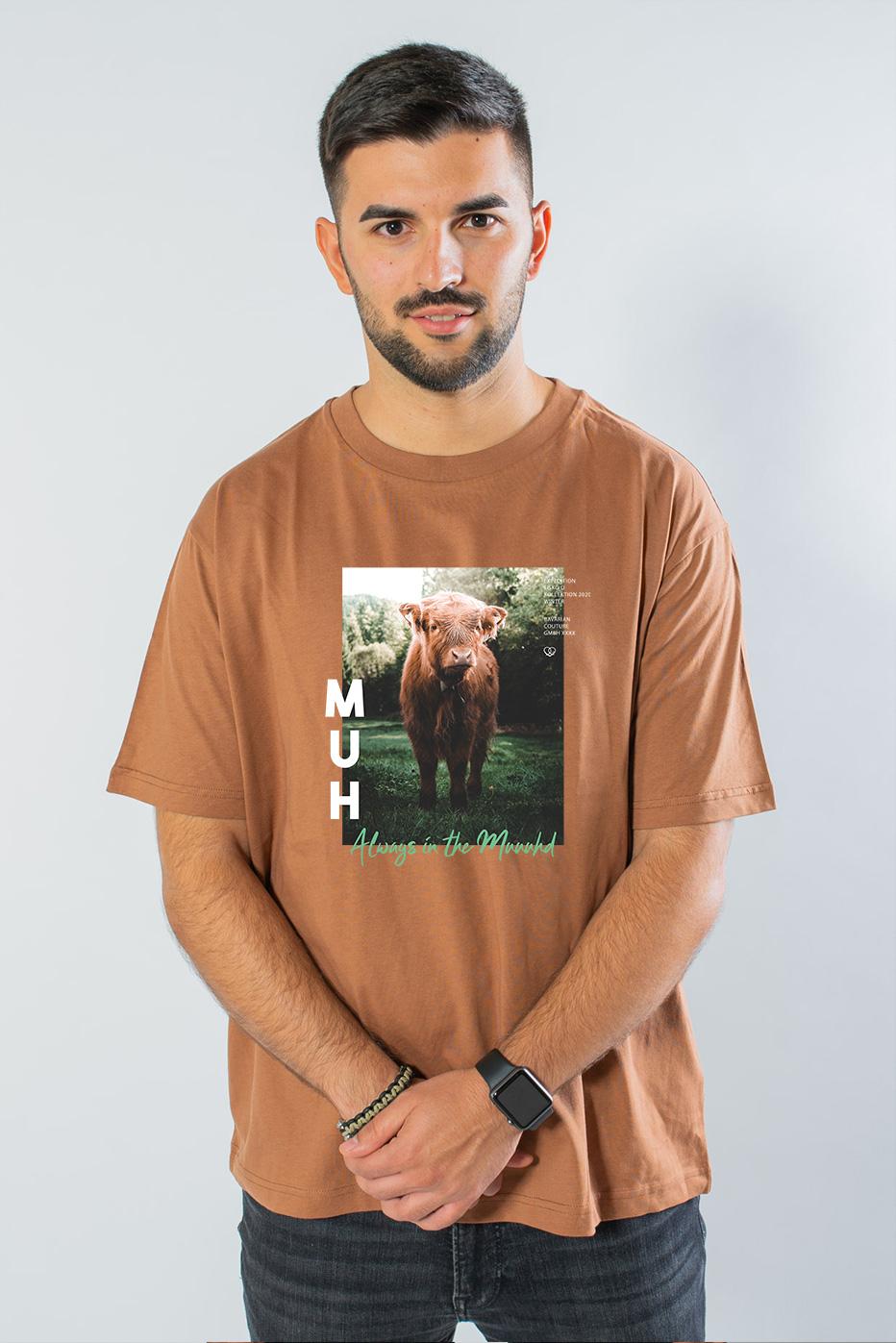 Muuuh Unisex T-Shirt