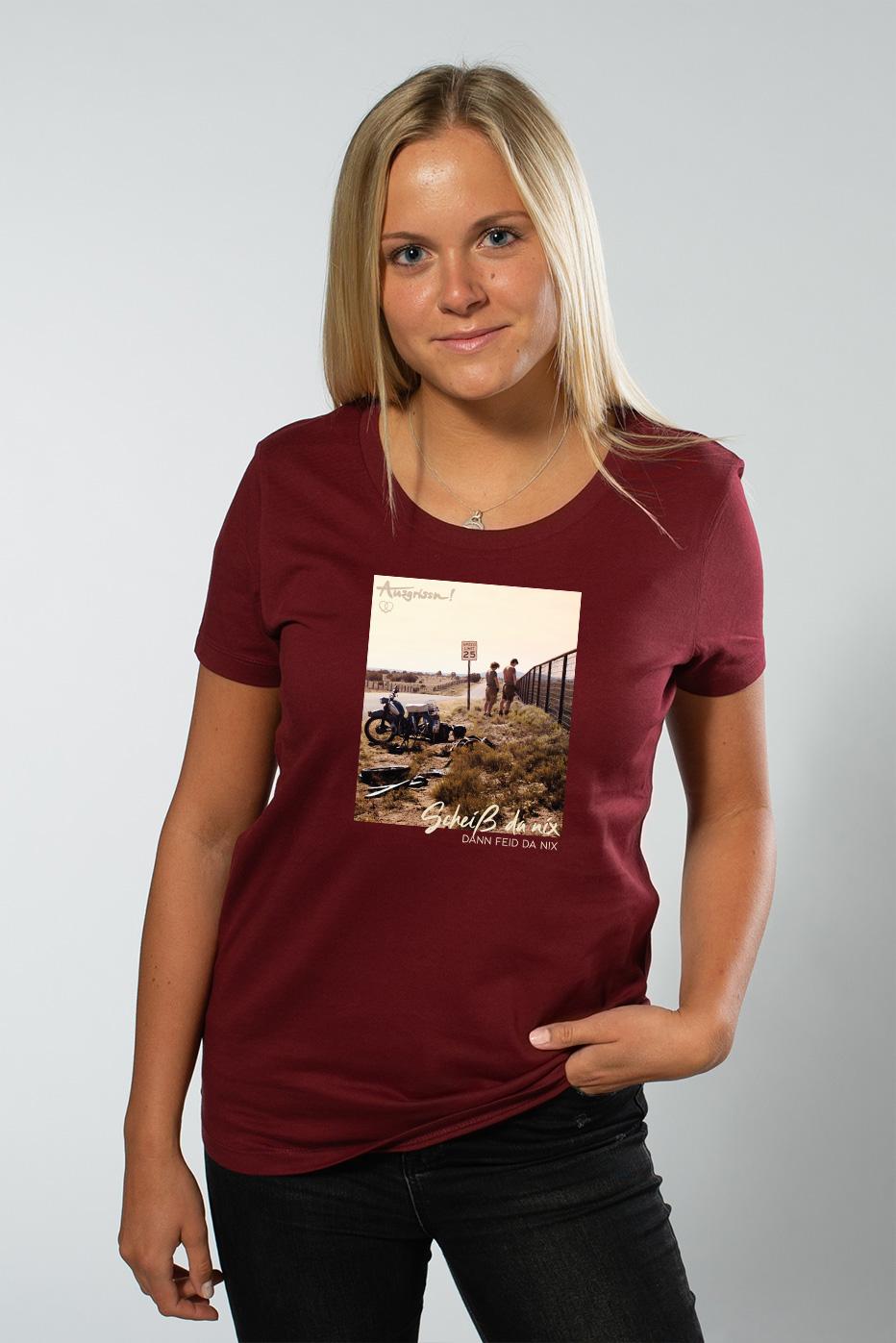 Ausgrissn Damenshirt