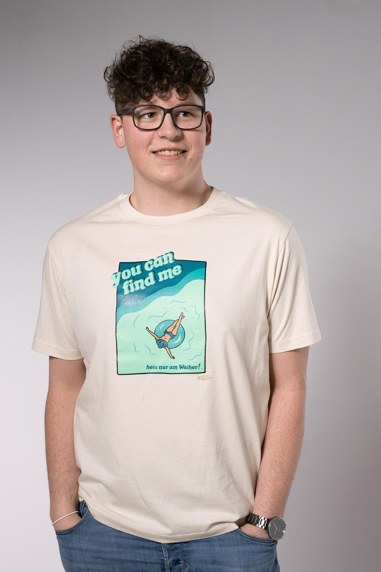 Heia nur am Weiher T-Shirt