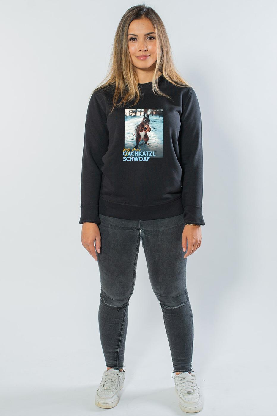 Oachkatzlschwoaf Unisex Sweater