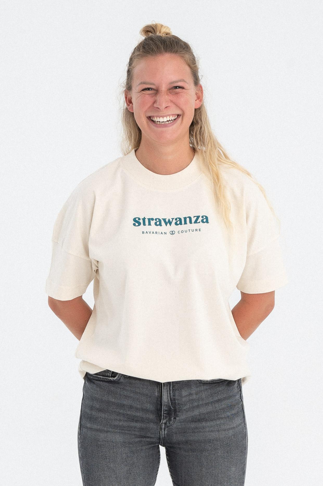 Strawanza Oversize Shirt