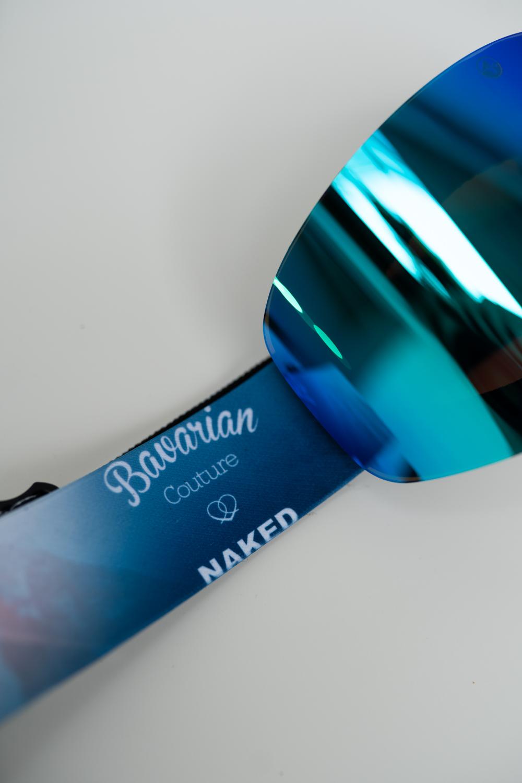 Skibrille Puderzucker Crew