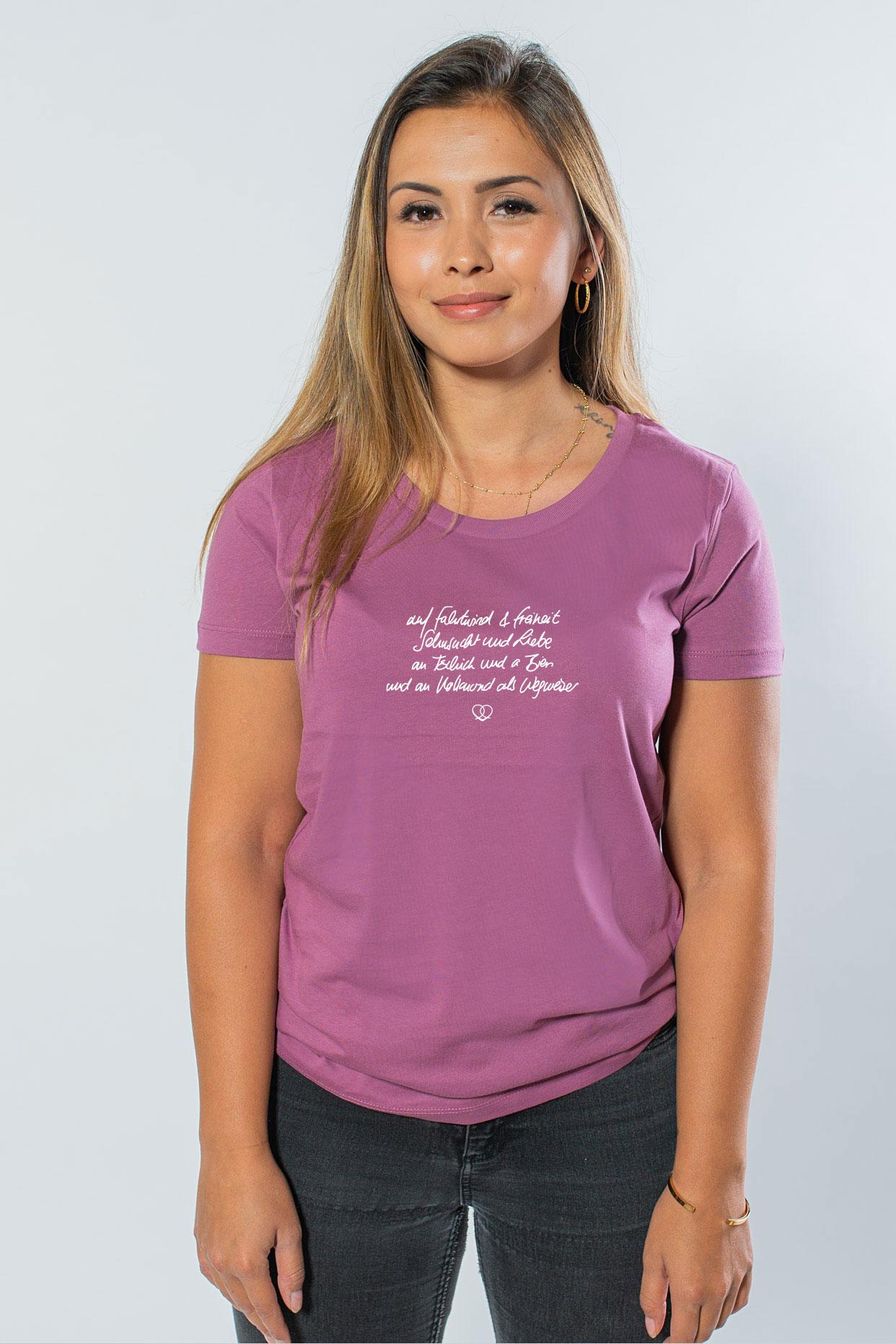 Fahrtwind Damenshirt
