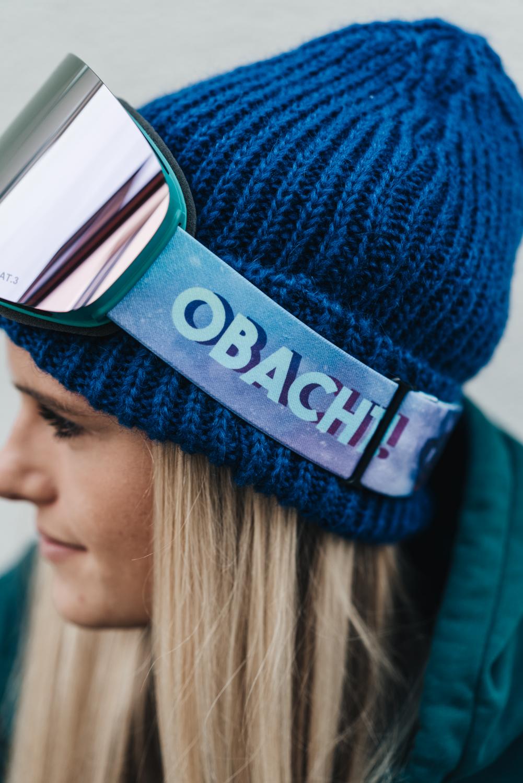 Skibrille Obacht