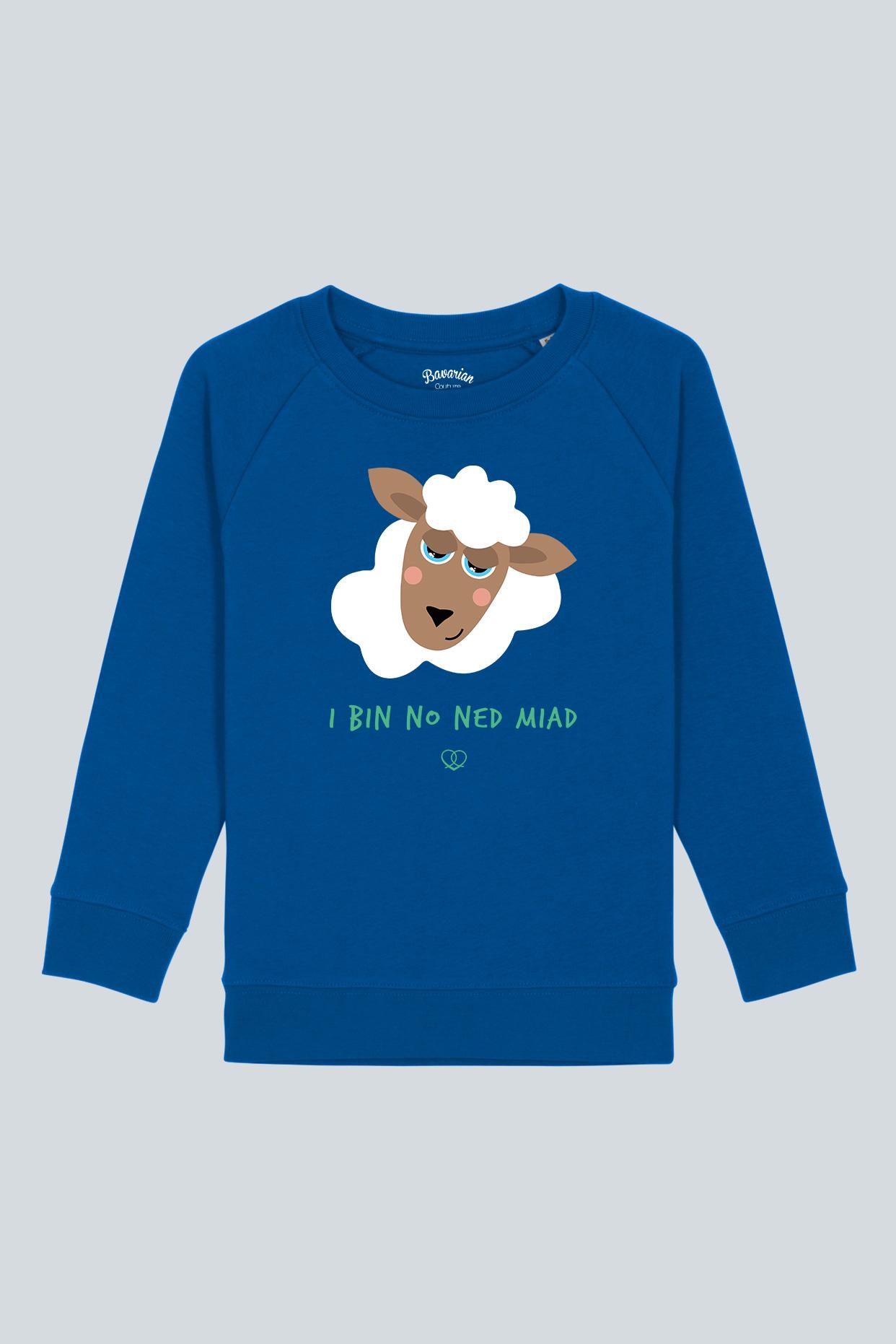 Kidssweater miads Schafal