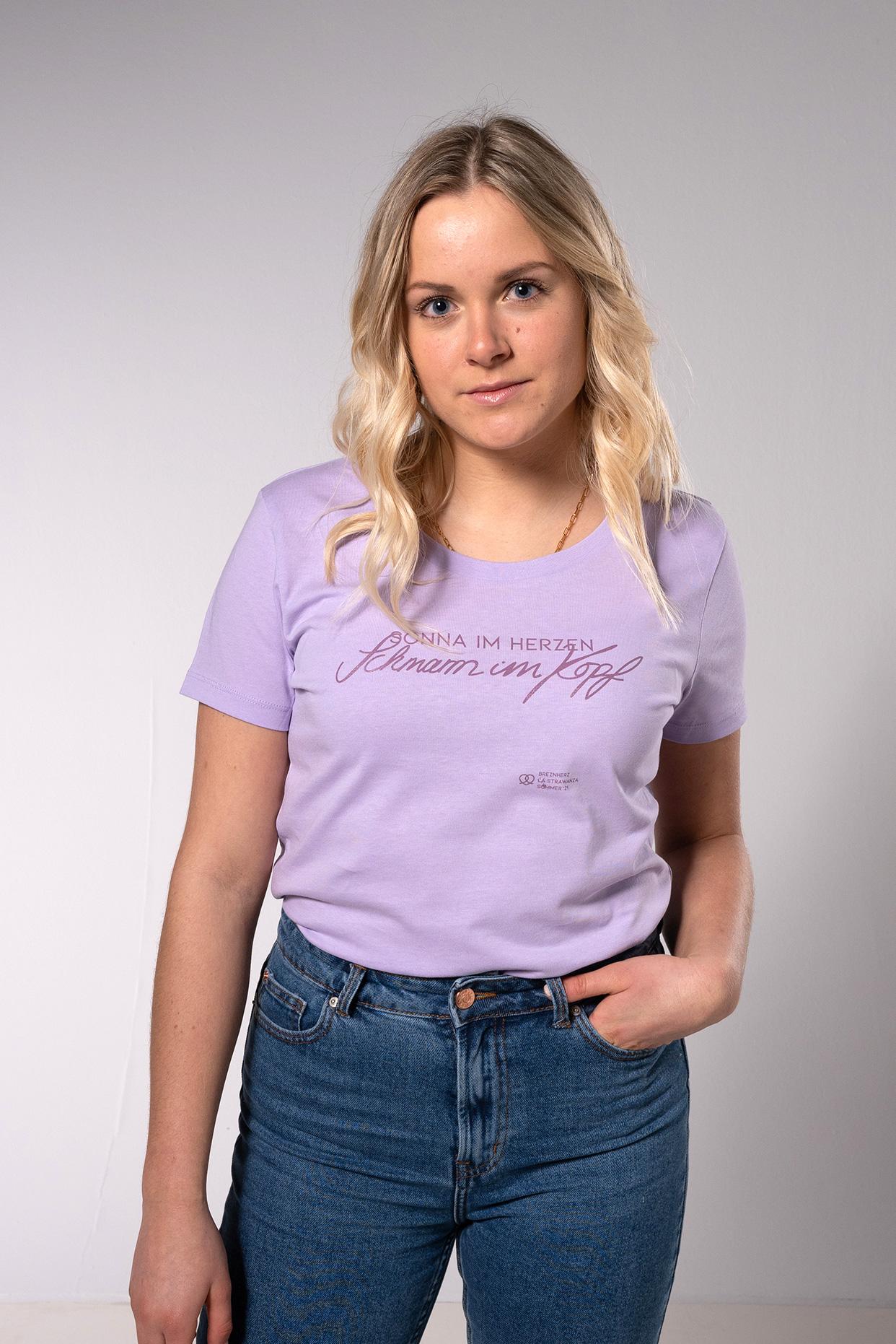 Schmarrn im Kopf Damen T-Shirt