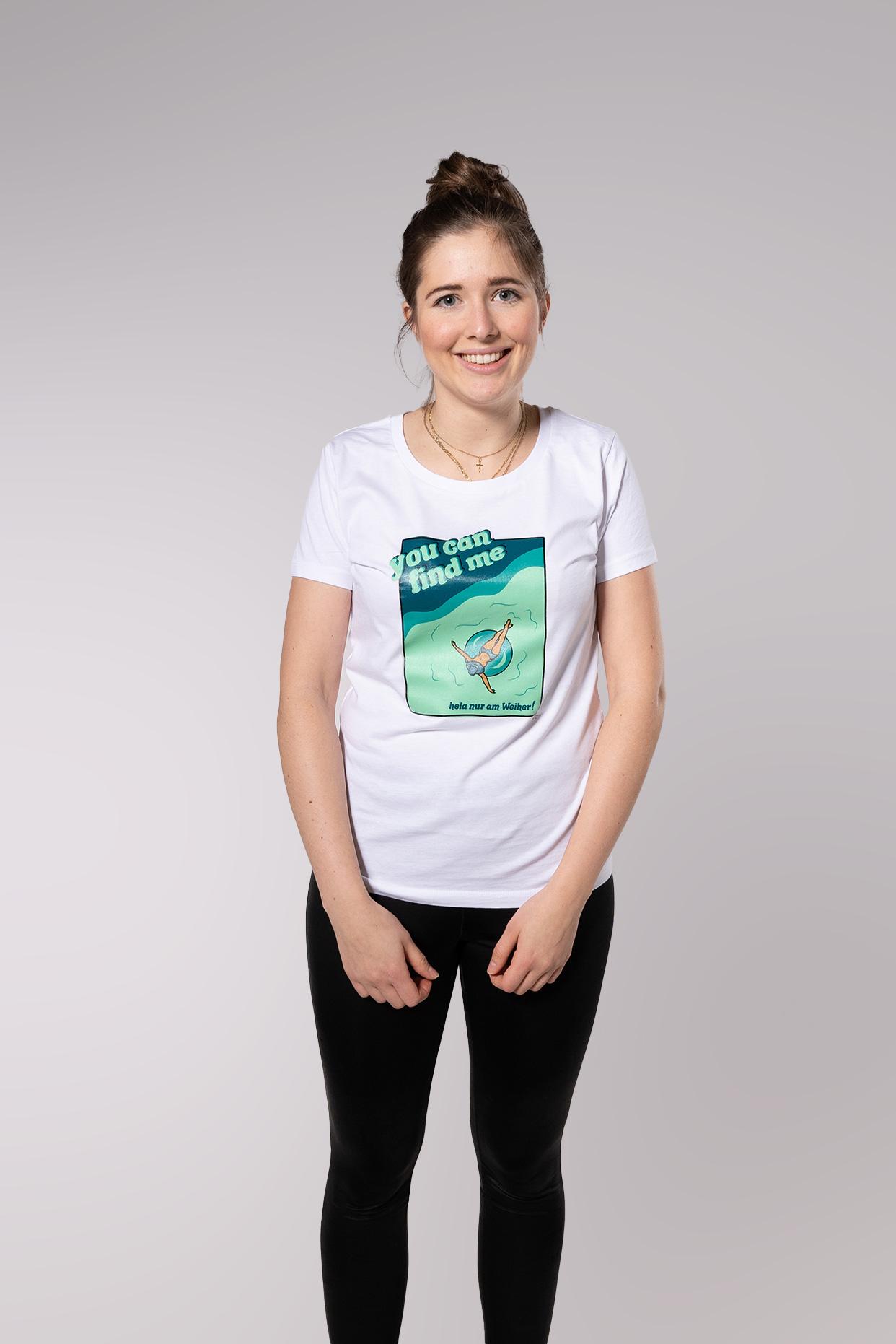 Weiher Damen T-Shirt